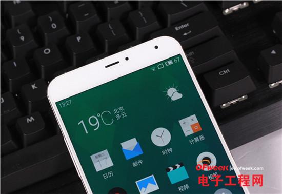 魅族MX4白色版拆解+评测:真机完爆小米4?
