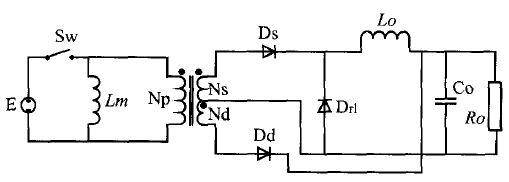 井下照明电源的一种单级三相高频隔离ac/dc变换器设计