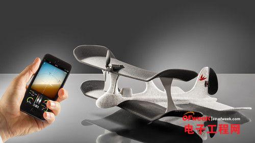 极客的玩具:7款智能手机控制高科技玩具大盘点