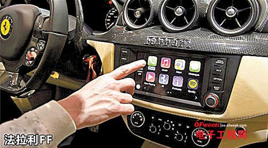 苹果Carplay领衔 四大车载系统大比拼