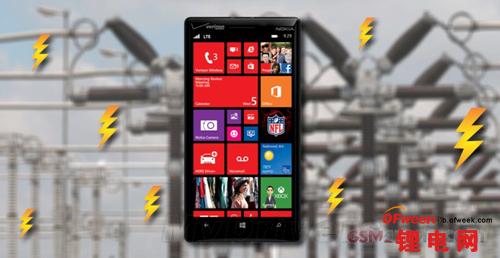 诺基亚旗舰Lumia Icon电池续航测试(图)
