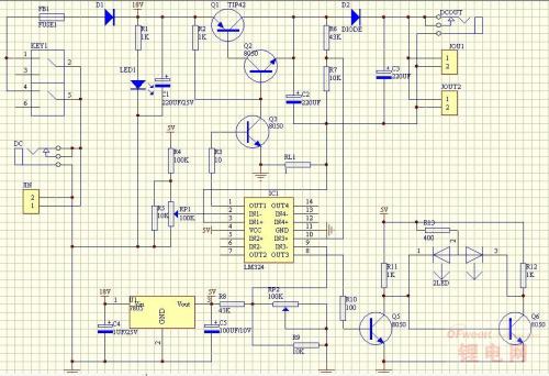 基于锂电池充电器的设计与制作[附电路图]图片