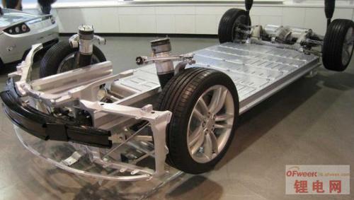 特斯拉Model S技术分析:底盘薄易致锂电池起火