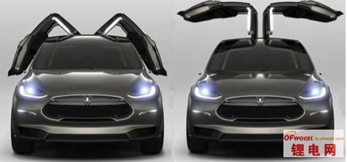 各国特斯拉汽车售价排名 Model X年内投产(图)