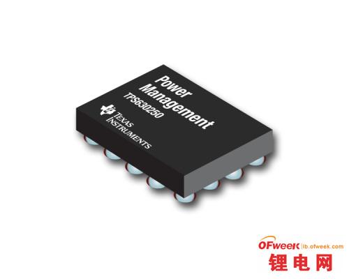 微小型1A及4A降压/升压稳压器助力延长电池在狭小空间的使用寿命