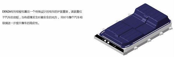 腾势纯电动车电池续航解析(图)