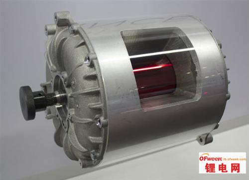 解码电动汽车电池 电机 控制器高清图片