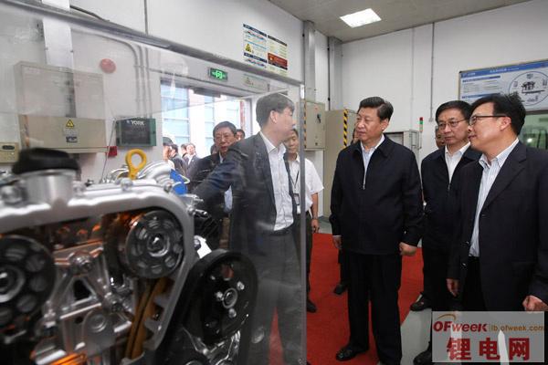 习近平为新能源汽车发声:动力锂电池出路