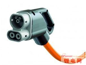 中德电动汽车合作:五种电动汽车充电桩标准详解(图)