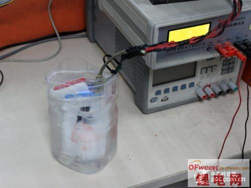 锂电池冰桶挑战!低温为何成电池容量杀手?