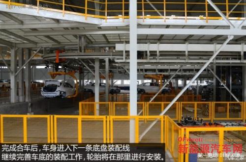 比亚迪西安新工厂揭秘:40万产能有底气(图)