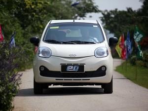 奇瑞eQ电动汽车试驾评测(图)