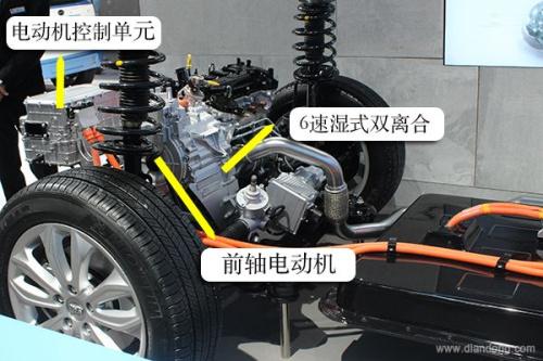 图解比亚迪唐动力/电池/底盘技术:混动领域难觅对手