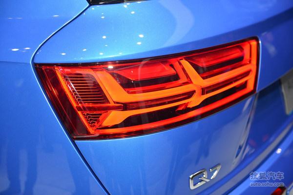 北美新能源汽车一览:奥迪Q7 沃蓝达齐齐发力!炫酷登场!【附图】