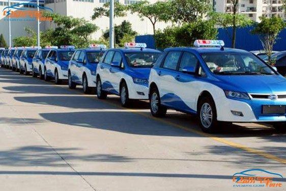比亚迪唐的背后——新能源商用车K9 e6
