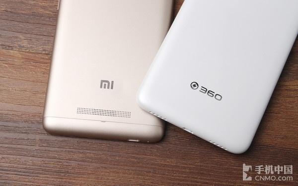 红米Note3对比360手机N4:899元谁称王?