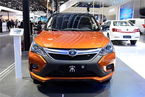 比亚迪唐,宋,混动版,纯电动车,新能源车