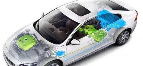 汽油车,混合动力汽车,续航里程,油耗,比亚迪