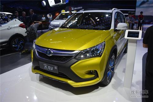 新能源汽车,比亚迪宋,江淮汽车,奇瑞,纯电动汽车