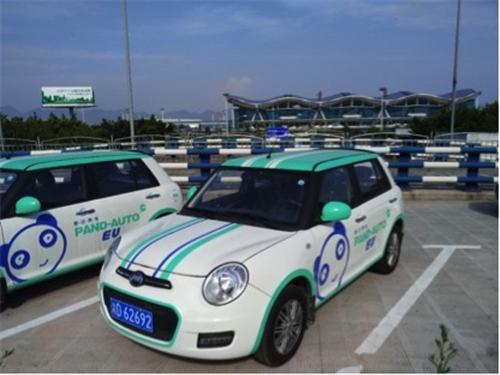 分时租赁,电动汽车,换电模式,盼达用车,动力电池