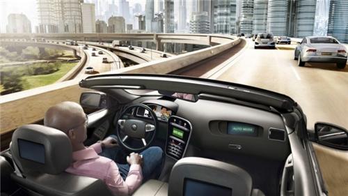 自动驾驶汽车,无人驾驶,优步,特斯拉