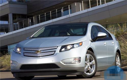 10月销量,美国,特斯拉,雪佛兰Volt,电动汽车