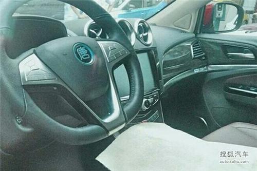 比亚迪秦 e5 e6等主打新能源车型市场分析高清图片