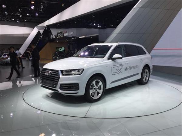 新能源车,广州车展,混动车,新能源二手车