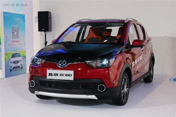 """纯电动汽车,北汽ARCFOX-1,比亚迪宋EV,奇瑞""""小蚂蚁"""""""