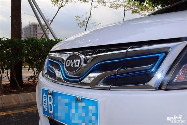 比亚迪e5,网约车主,电动汽车,充电桩,动力电池
