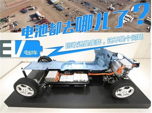电动汽车,特斯拉,电池报废,动力电池回收,比亚迪
