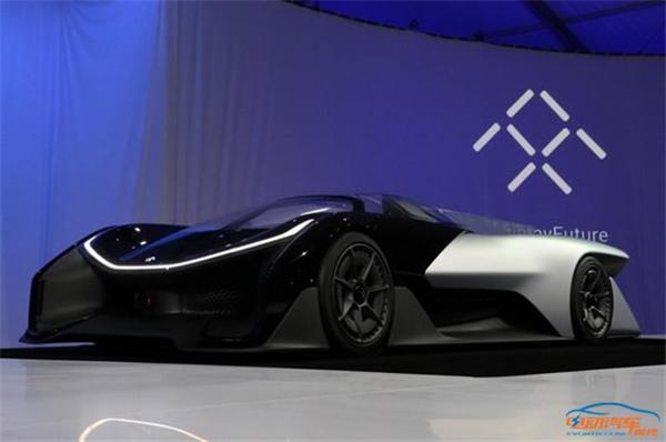 乐视FF,超级电动汽车,跨界造车,LeSEE,庞氏骗局