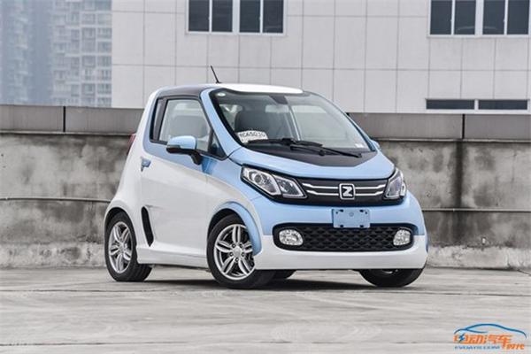 众泰E200,电动汽车,三元锂电池,续航里程