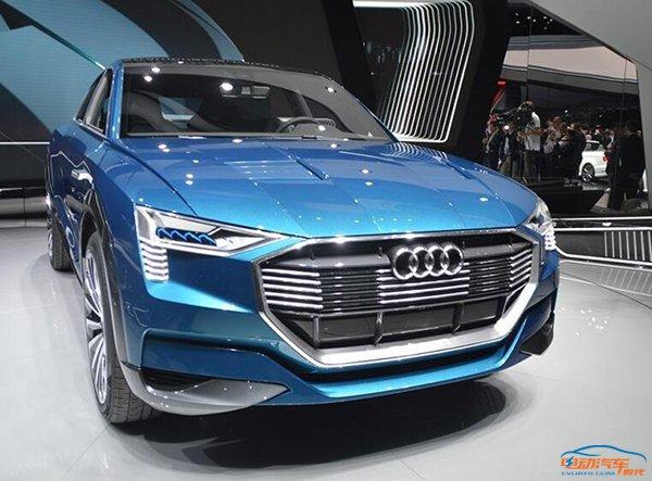 奥迪,保时捷,电动汽车,新能源汽车