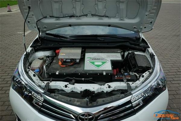 一汽丰田,卡罗拉,上汽通用,电动汽车,Bolt