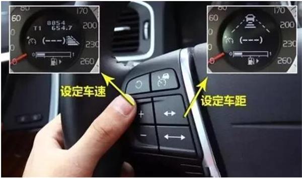 主动型安全系统,ACC自适应巡航系统,车道偏离辅助,碰撞系统
