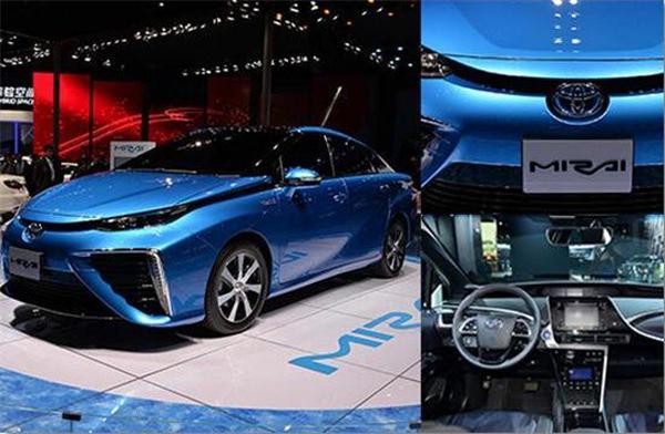 日系品牌,纯电动汽车,比亚迪,氢燃料电池车,本田