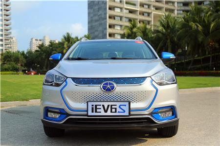 全面测评江淮iEV6S