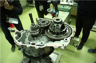 荣威e550混动核心技术解析高清图片