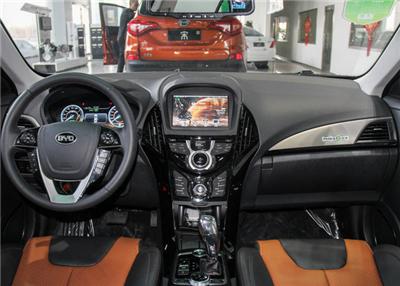 比亚迪秦EV300/e5 300将上市 或30万起