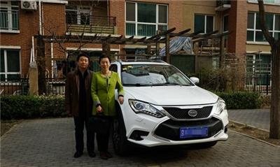 从事核工业北京BYD唐车主的用车感受