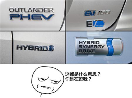 新能源汽车如何分类