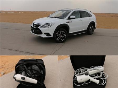 新能源汽车比亚迪唐高龄车主试驾体验评测 图高清图片