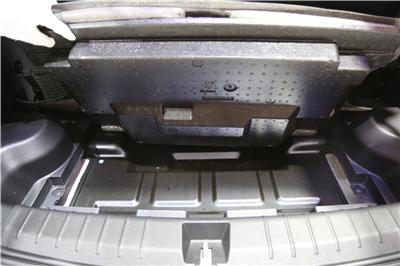 新能源汽车众泰E200纯电动车型细节评测 图高清图片