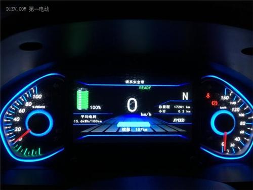 往返565公里充电3次 开着北汽EV160去崇礼!