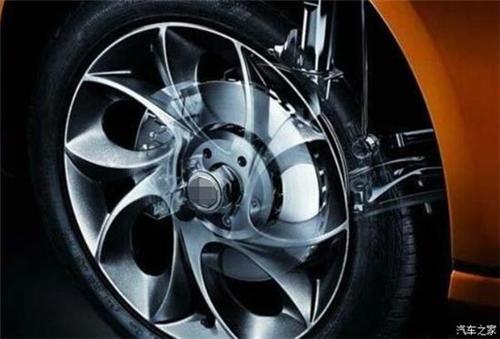 制动系统的秘密 盘式刹车与鼓式刹车