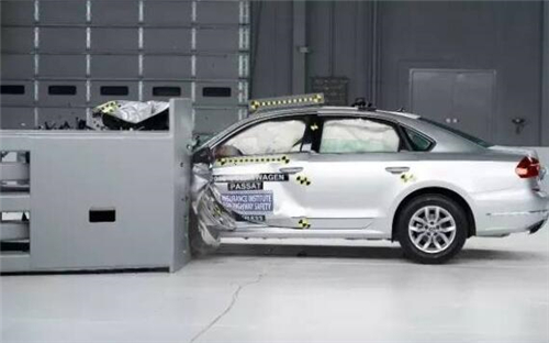 安全碰撞测试,不是做购车参考那么简单