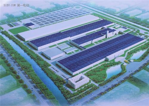 铠龙东方无锡工厂开工奠基 年产15万辆电动汽车及5万套电池包