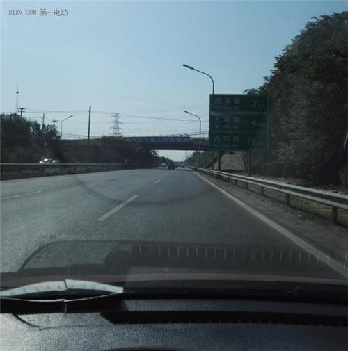 一天300+公里,看我江淮iev5单枪匹马闯天津