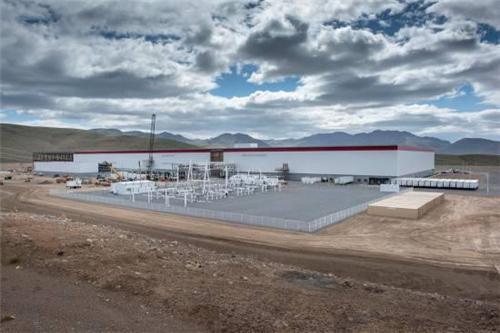 特斯拉动力电池全靠它 超级工厂的前世今生